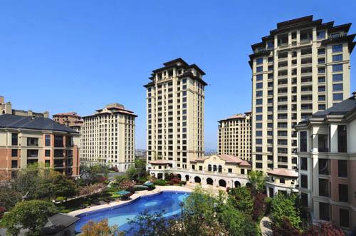 绿城紫桂公寓