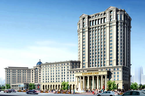 芜湖海螺国际大酒店
