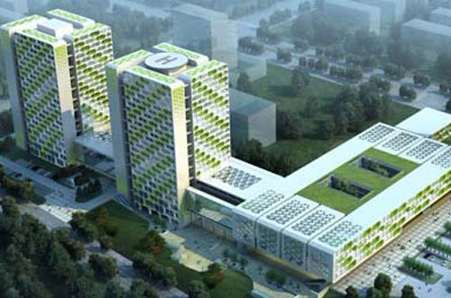 浙江大学儿童医院(滨江院区)